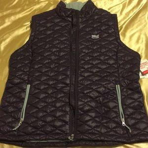 Purple running vest
